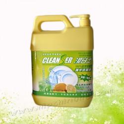 5L泵庄潔白士洗潔精(檸檬味)