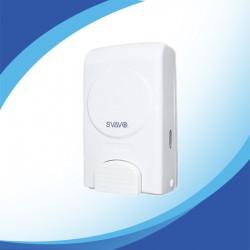800ml掛牆式手按洗手液機(白色)