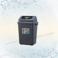40L搖蓋式垃圾桶