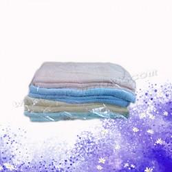 四色毛巾(12條)