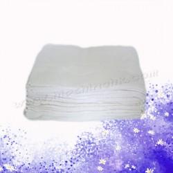 白色棉質毛巾(12條)