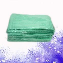 綠色棉質毛巾(12條)