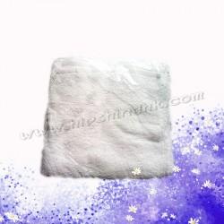 """12""""X12""""白色四方毛巾(24條)"""