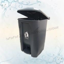 50L腳踏式垃圾桶