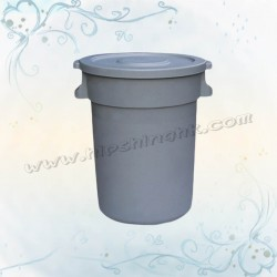 MCH圓形萬用桶連蓋(可配底座)
