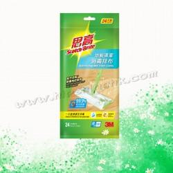 3M地板清潔消毒抹布(24片)