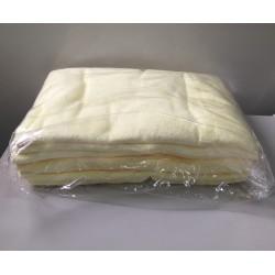 黃色纖維毛巾(12條)