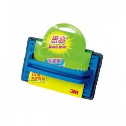 3M思高超強力地板百潔刷(綠色)